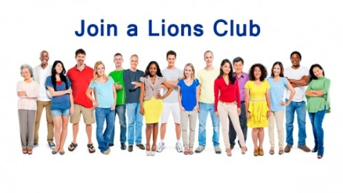 Join a Lions Club